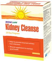 RENEW LIFE Kidney Cleanse Kit, 30 days kit | NutriFarm.ca