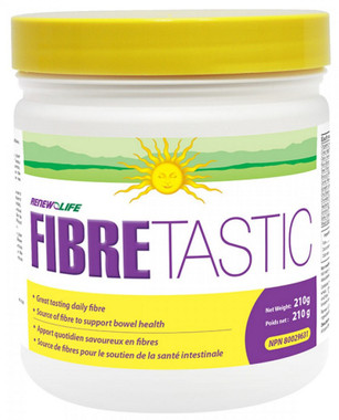 RENEW LIFE Fibre-Tastic!, 210 g | NutriFarm.ca