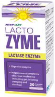 RENEW LIFE LactoZYME, 30 Vegetable Capsules | NutriFarm.ca