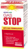 RENEW LIFE GasSTOP, 60 Vegetable Capsules | NutriFarm.ca