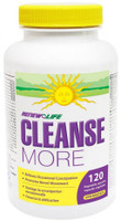 RENEW LIFE CleanseMORE, 120 Vegetable Capsules | NutriFarm.ca