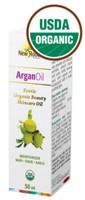 New Roots Argan Oil (Certified Organic), 50 ml | NutriFarm.ca
