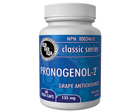 AOR Pronogenol-2, 60 Vegetable Capsules | NutriFarm.ca