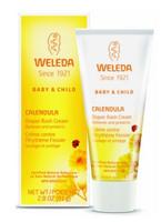 Weleda Calendula Diaper Rash Cream, 81 g | NutriFarm.ca
