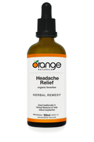 Orange Naturals Headache Relief Tincture, 100 ml | NutriFarm.ca