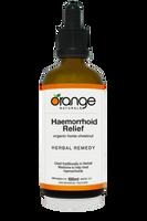 Orange Naturals Haemorrhoid Relief Tincture, 100 ml | NutriFarm.ca