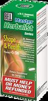 Bell Shape & Health 702 mg, 90 Capsules | NutriFarm.ca