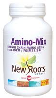New Roots Amino-Mix 850 mg, 240 Tablets | NutriFarm.ca