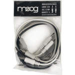 Moog Mother-32 Patch Cables 5-Pack 12""