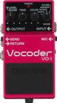 Boss VO-1 - Vocoder