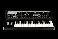 Moog Little Phatty Stage II with CV Out
