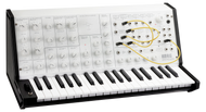 Korg Limited Edition White Monotone MS-20 Mini - Monophonic Analog Synthesizer
