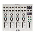 Qu-Bit Electronix Mixology - Stereo, Four Channel Mixer