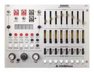 Intellijel Metropolis - Complex Multi Stage Pitch and Gate Sequencer