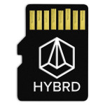 Tiptop Audio HYBRD - Binary Manipulated Natural Percussive Elements Card for ONE