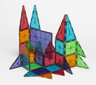 Magna-Tiles 32pc Clear Colors
