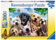 9+ Delighted Dogs 300pc