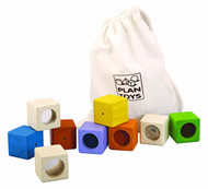 Plan Activity Blocks with Cotton Bag