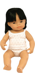 Baby Doll Asian Girl 15""