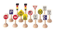 Plan Traffic Signs & Lights