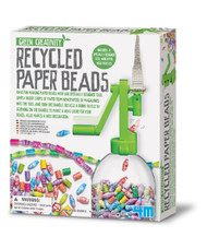 Recycled Paper Bead Making Kit