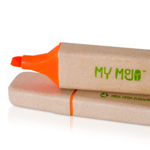 Orange Recycled Highlighter