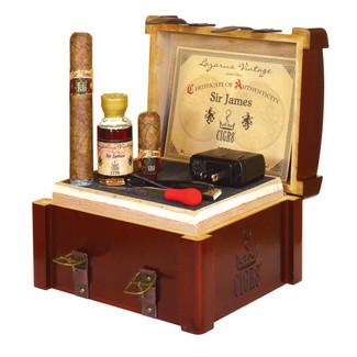 CIGR8 Sir James Limited Edition Box Set