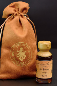 The Original. Sir James VSOP 1776 Sache 3mg