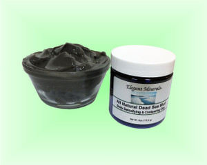 Pure & 100% All Natural Dead Sea Mud Mask