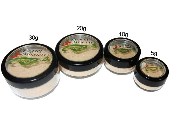 This size shrink band will fit the first 2 jars shown in the picture. 20g and 30g natural cosmetic jars. Tamper-evident bands.