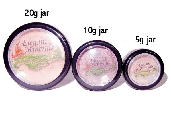 Natural SPF-15 Mineral Blush & Bronzers