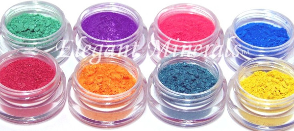 SAMPLE Xtreme Natural SPF-15 Eye Shadows