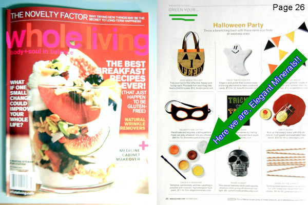Last year 2015, we were proudly Recommended by Martha Stewart for the 2nd time!