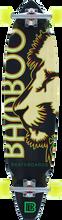 Bamboo Skateboards - Squaretail Rasta Lion Complete - 9.6x38.7 - Complete Skateboard