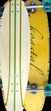 Koastal - Progressive Pickle Complete - 9.25x34 - Complete Skateboard