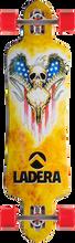"Ladera - Mercia Complete - 10.5x40.5"" Downhill - Complete Skateboard"