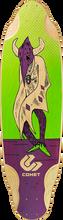 """Comet - Voodoo Doll 36"""" Wings Deck - 10.25x36 - Longboard Deck"""