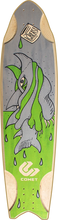 "Comet - Grease Shark 38"" Deck - 9.875x38 - Longboard Deck"