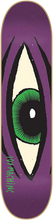 Toy Machine - Sect Eye Face Deck - 8.0 Purple Ppp - Skateboard Deck