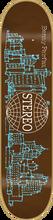 Stereo - Fairfax Landscape Deck - 7.75 - Skateboard Deck