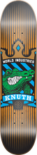 World Industries - Knuth Crest Deck - 8.25 - Skateboard Deck