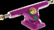 "Cal Trucks - Forty - Four 10"" / 44ø Purple Funk - (Pair) Skateboard Trucks"