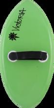 "Victoria - Foam Handplane Lime 6.5""x12.75"""