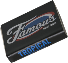 Famous - Tropical Wax Single Bar