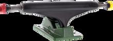 Industral Trucks - Iv 5.5 Rasta Ii Blk/grn W/blk Logo Ppp - Skateboard Trucks (Pair)