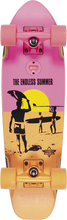 Duster - Endless Summer Bird Complete-7x25 - Complete Skateboard