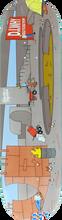 Skate Mental - Mental Di Why? Deck-8.62 - Skateboard Deck