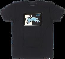 Almost - Lotti Rabbit Ss L-black - Tshirt