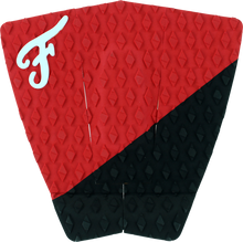 Famous - Port 3pc Blk/red Traction