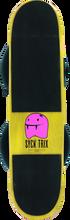Syck Trix - Trix Balance Board 7.5x30.75 Yel/asst. Logo